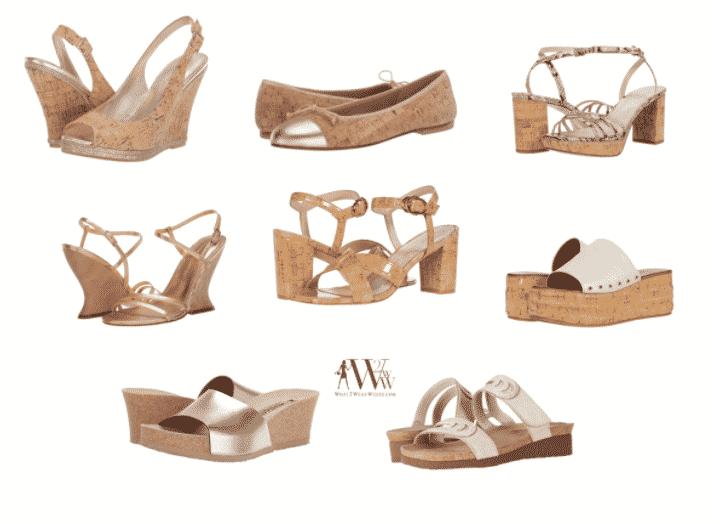 Karen Klopp shops Zappos for the best in summer shoes.