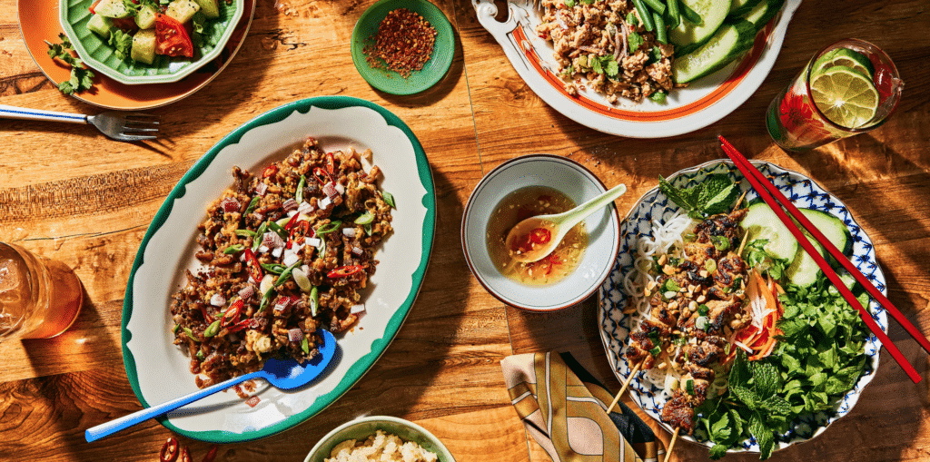 VOGUE: Authentic Asian Cooking