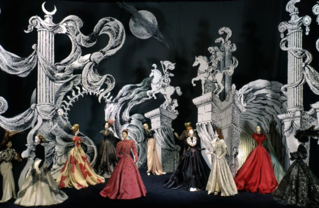 TOWN & COUNTRY: The Secret History of the Dolls That Inspired Dior's Couture Collection