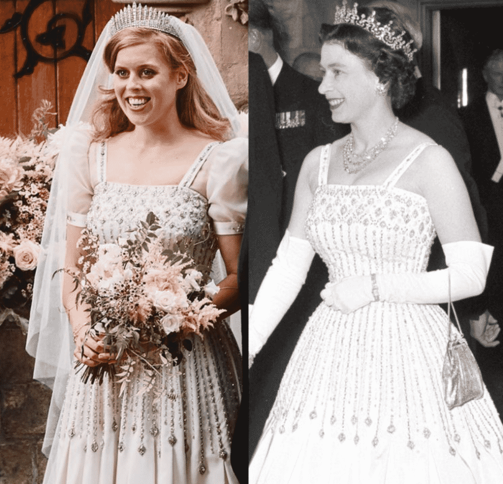 These are the articles that have caught our attention this week.  Town & Country ,Norman Hartnell Behind the Princess Beatrice's wedding dress designer.
