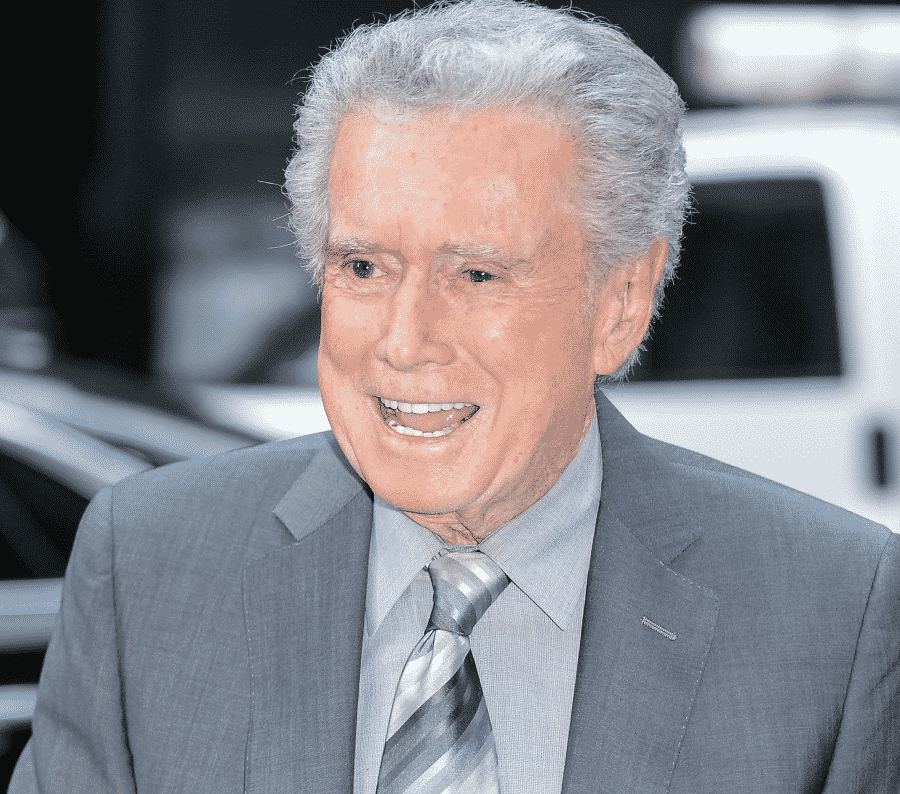 Regis Philbin obituatuary, New York Post.