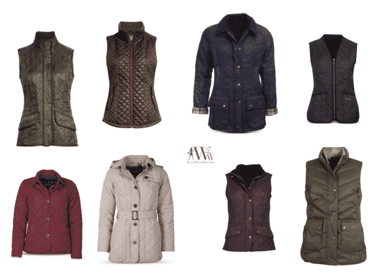 Best Quilted Vests & Jackets