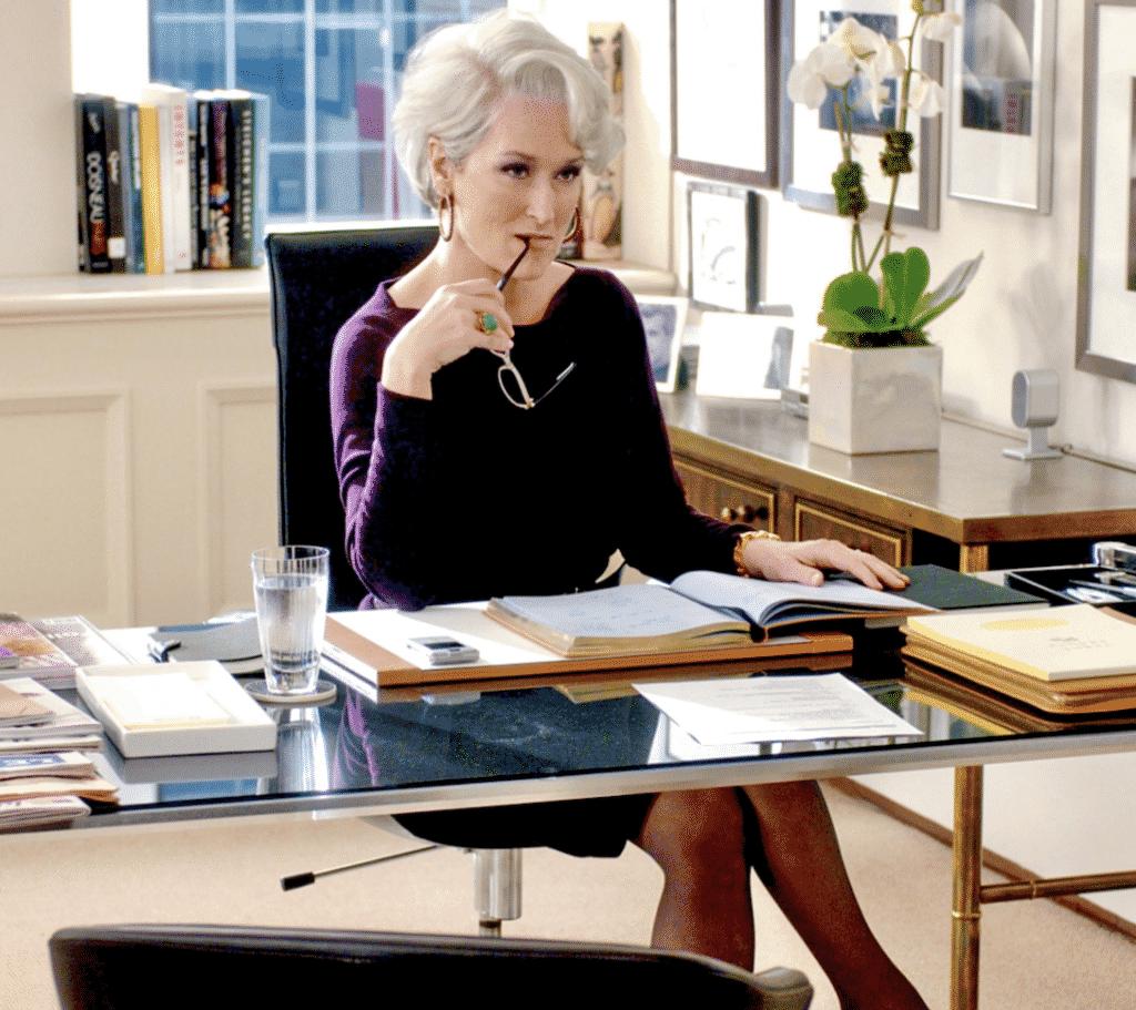 Karen Klopp Weekly Fave 5.  Living legend, Meryl Streep, Quest Magazine, Debbie Bancroft