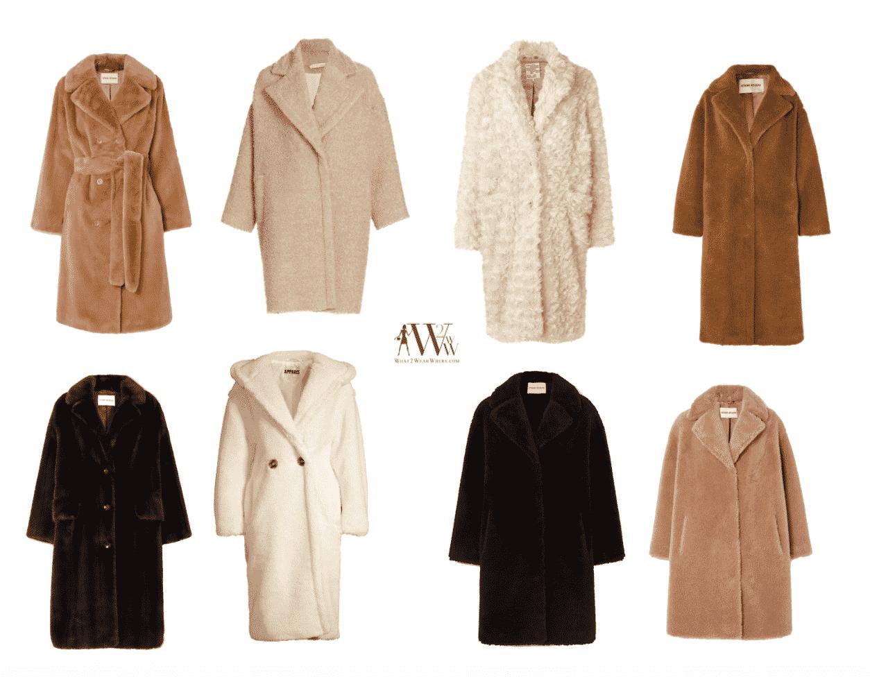 Big Fuzzy Coats