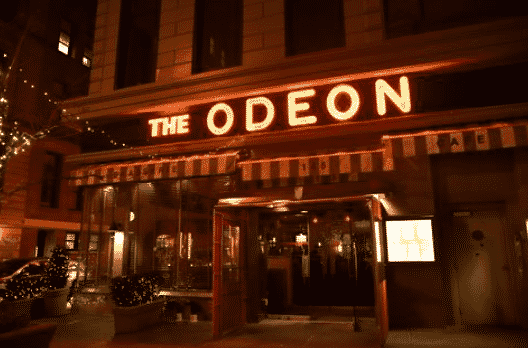 Town & Country  An Ode To New York City's The Odeon By Jay Mclnerney,   Karen Klopp, Hilary Dick, Weekly Fave 5