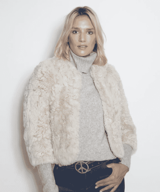 Karen Klopp pick the best winter white fashion for January 2021 at GLAMOURPUSS NYC