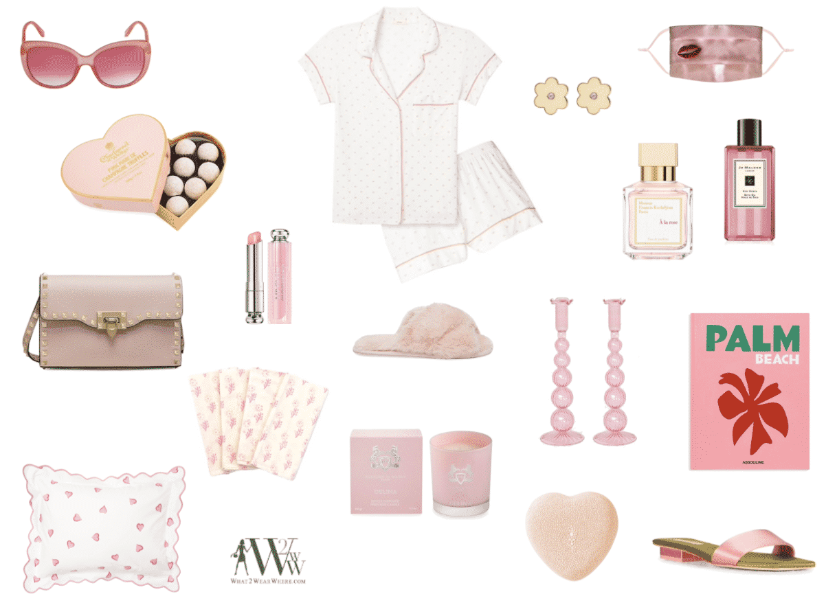 Think Pink By Hilary