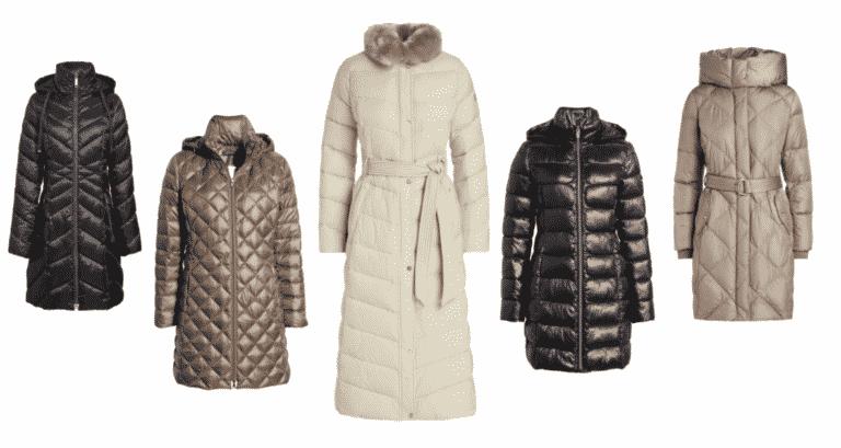 Puffer Coats Under $300