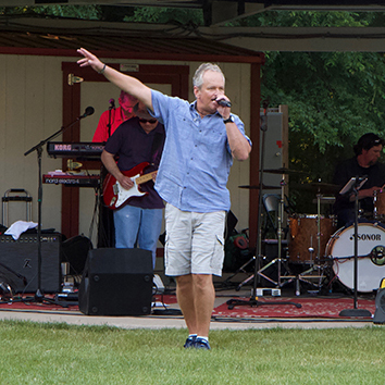 Music in the Gazebo: SMILE the Band