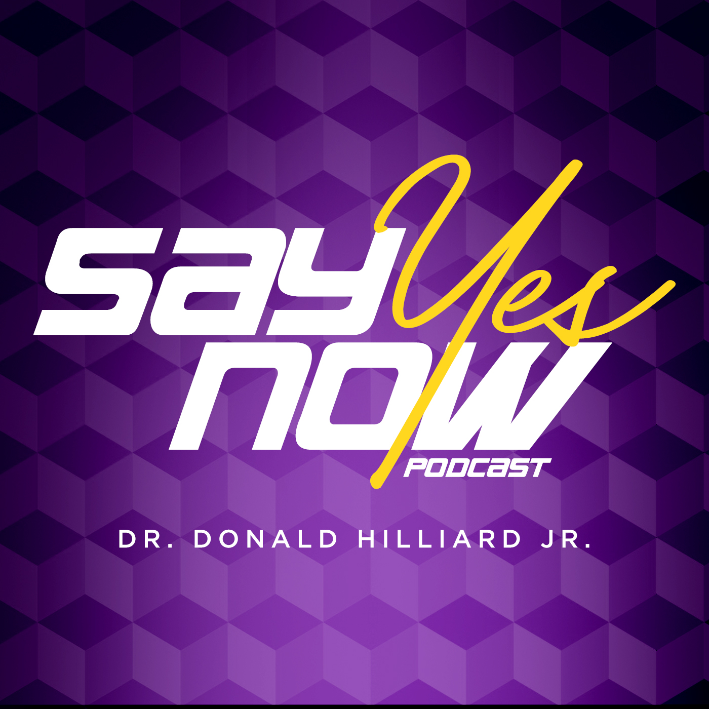 Say Yes Now, Episode 0004: Dr. Hilliard Discusses the Struggle for Policing Reforms w/ Bishop H. Curtis Douglas