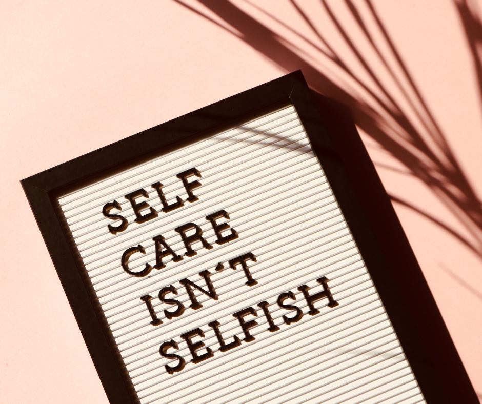 Self-Care in the Midst of Crisis Times