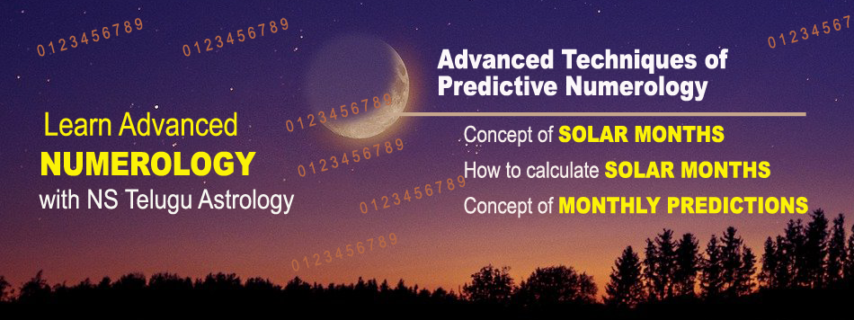 Learn Advanced Numerology
