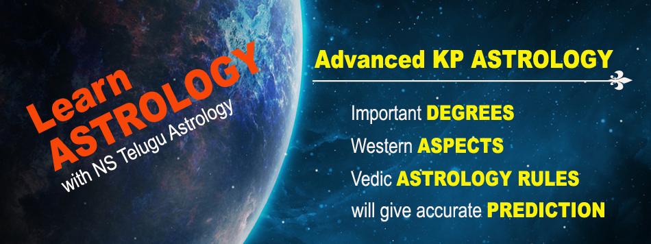 Learn KP Astrology