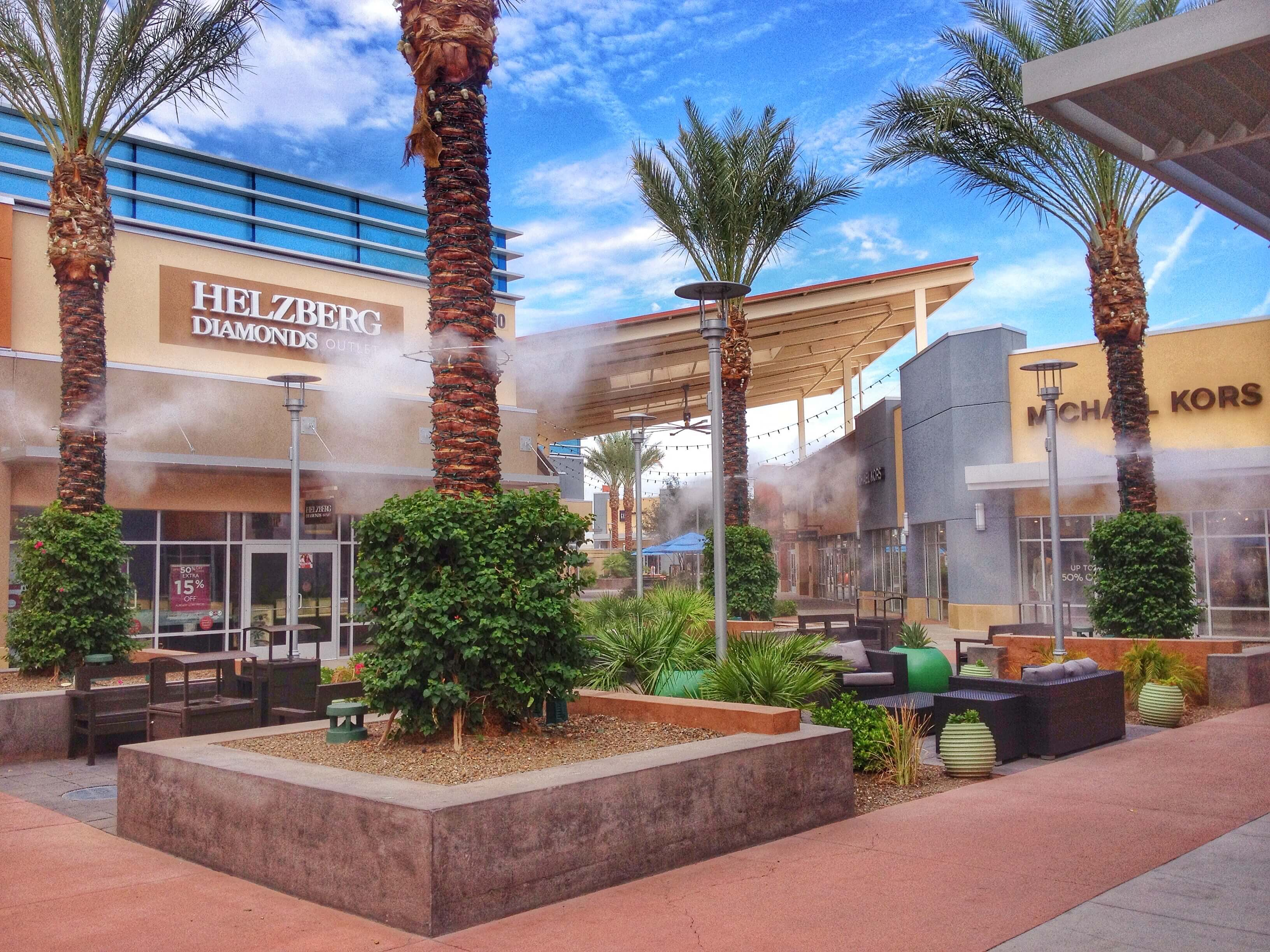 commercial misting in north phoenix