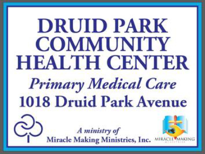 DRUID PARK COMMUNITY HEALTH CENTER