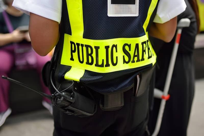 Safety public guard-cm
