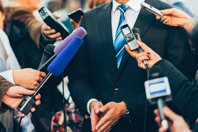 Media interview-cm