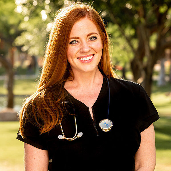 Kaitlyn Heart of Gold Nurse