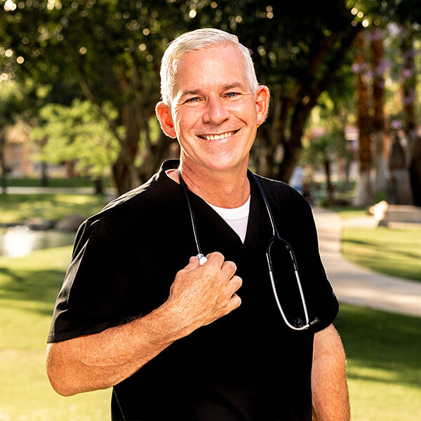 Heart of Gold Nurse Thomas