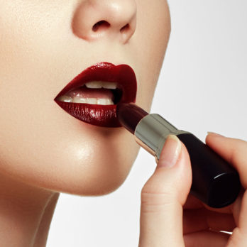 5 Ways to Wear a Dark Lip With Confidence