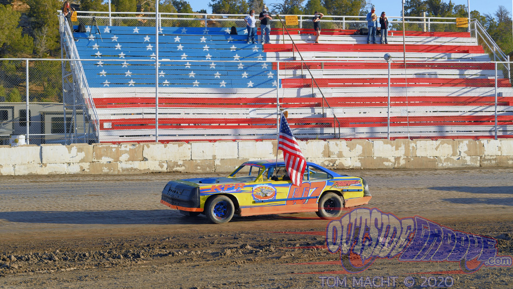 Back in Action: Fairgrounds Speedway Cortez