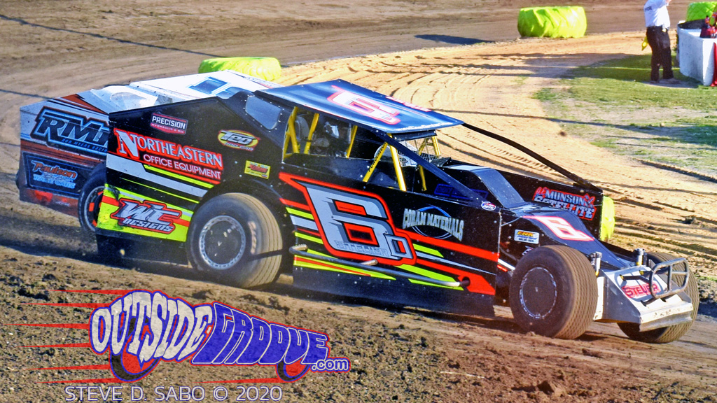 Tale of Two Worlds: Dirt vs. Pavement Modifieds
