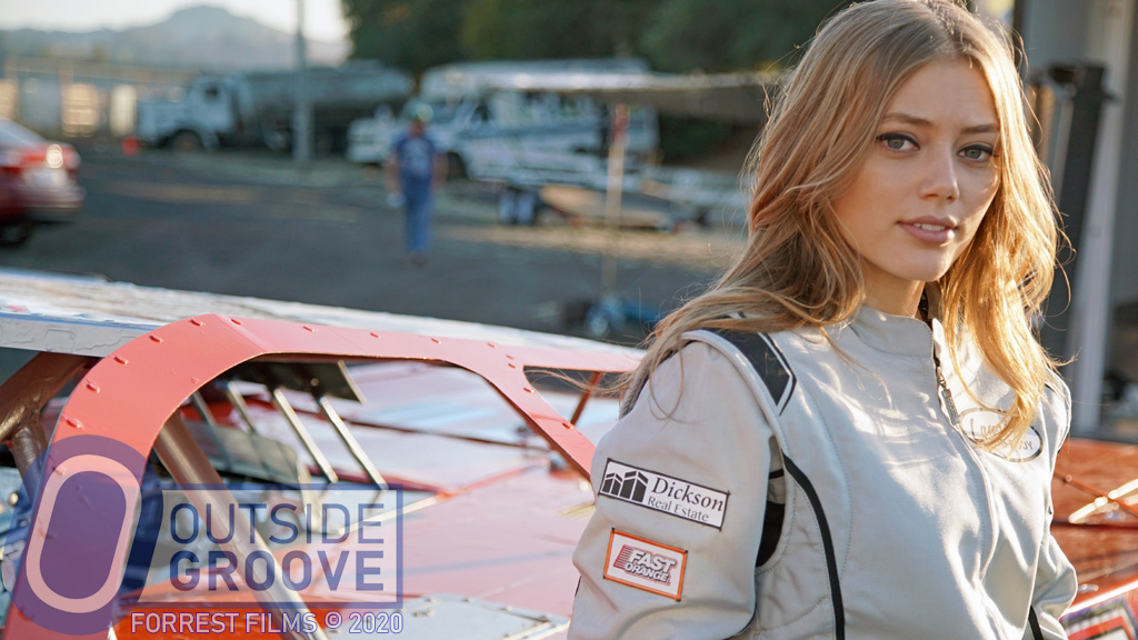 Behind the Scenes: Lady Driver