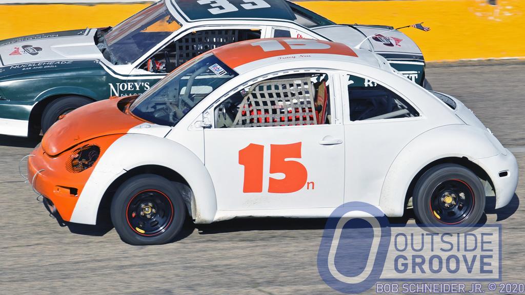 """The Volkswagen Beetle """"Slinger Bee"""""""