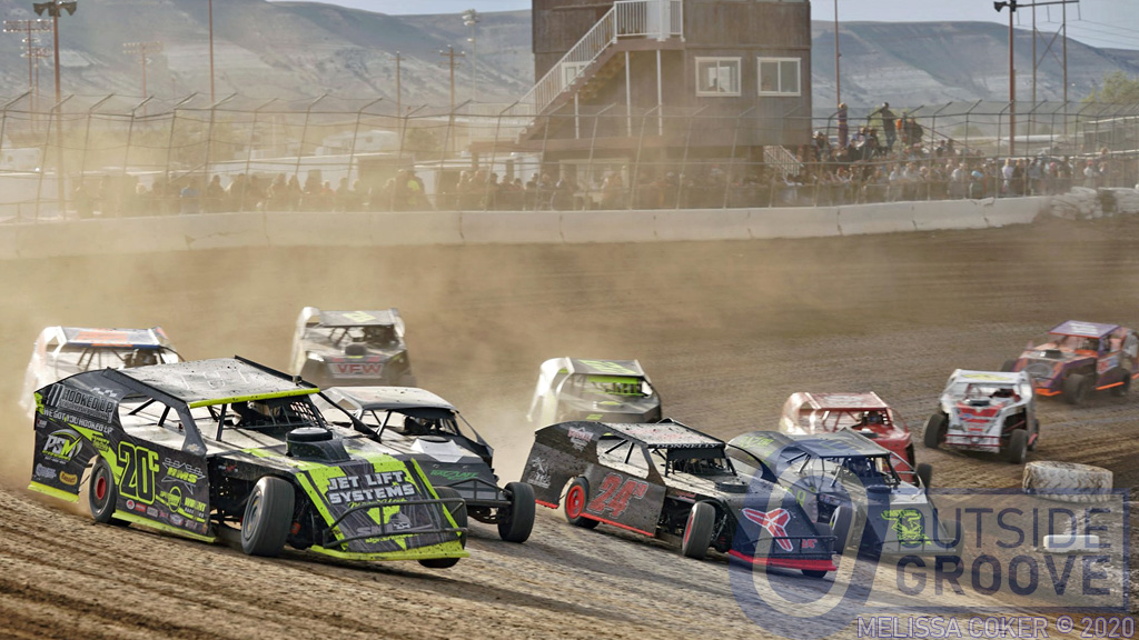 Chasing the IMCA Wild West Modified Tour