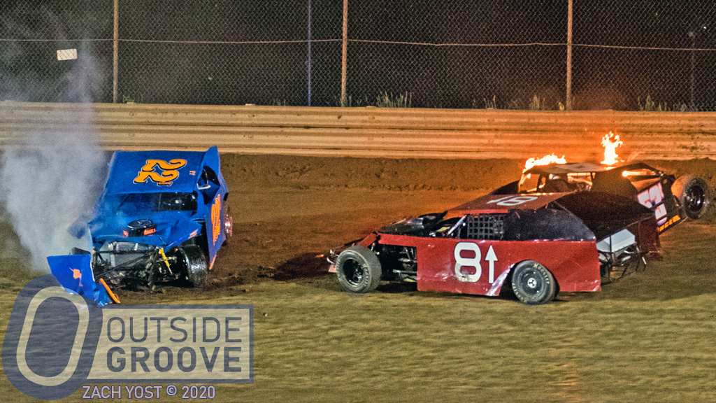 Hot Mod! Fiery Action from Tyler County