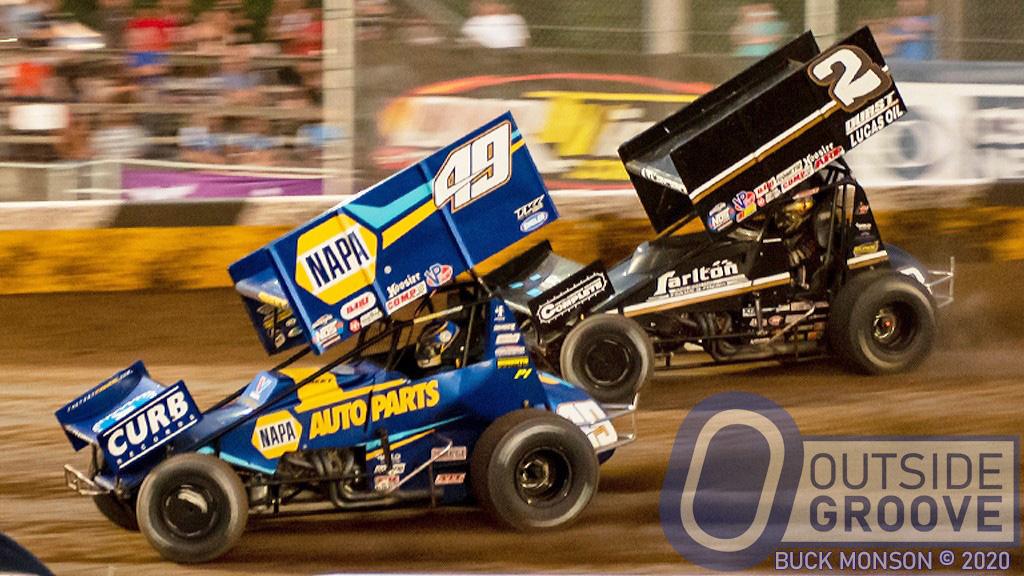Brad Sweet: Life as a Top Sprint Car Driver