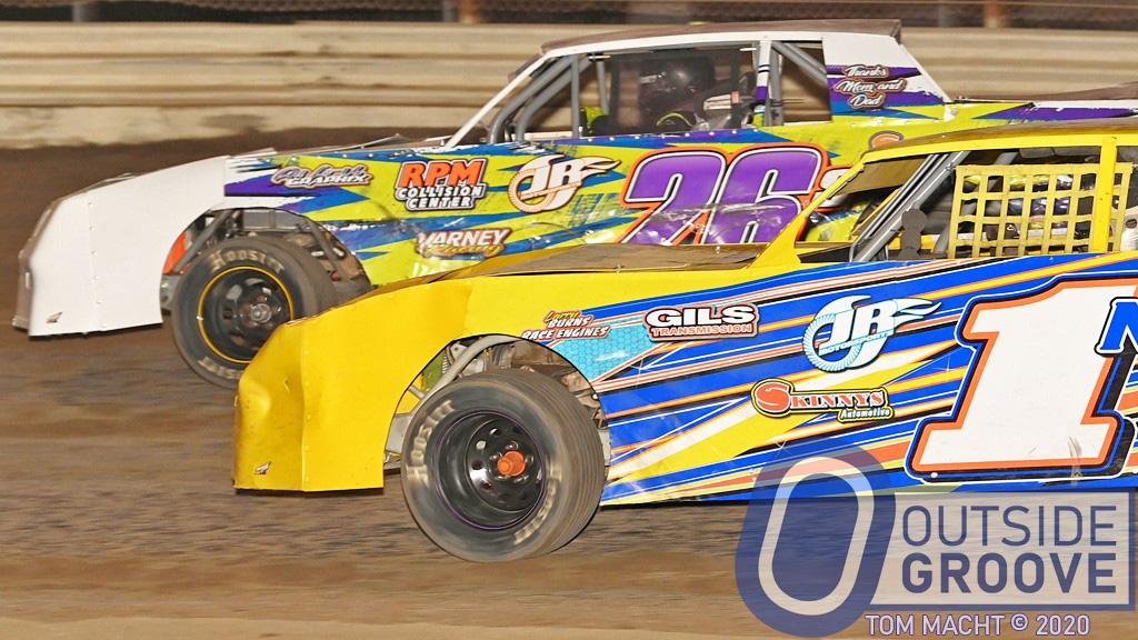 To the Line: Cody Johnson vs. Nicholas Johnson