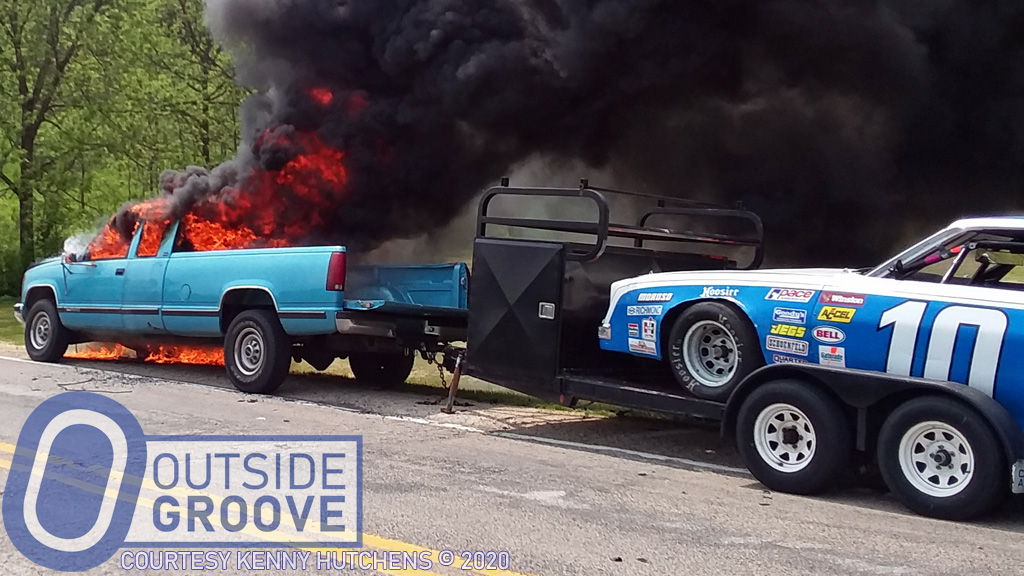 Fire! Lessons from what Kenny Hutchens Experienced