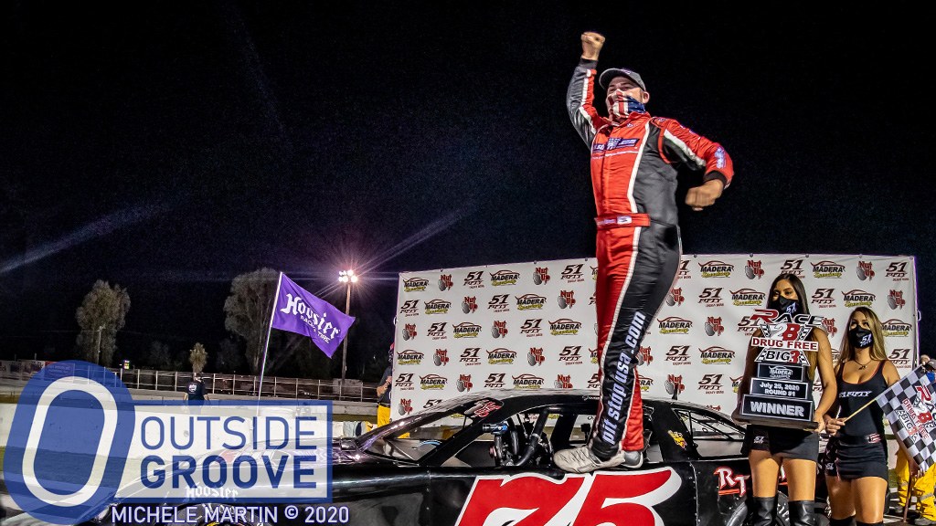 Jeremy Doss: Will Race Anything, Anywhere — and Win