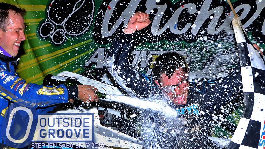 MMF Chassis: Eddie Strada's Big Win