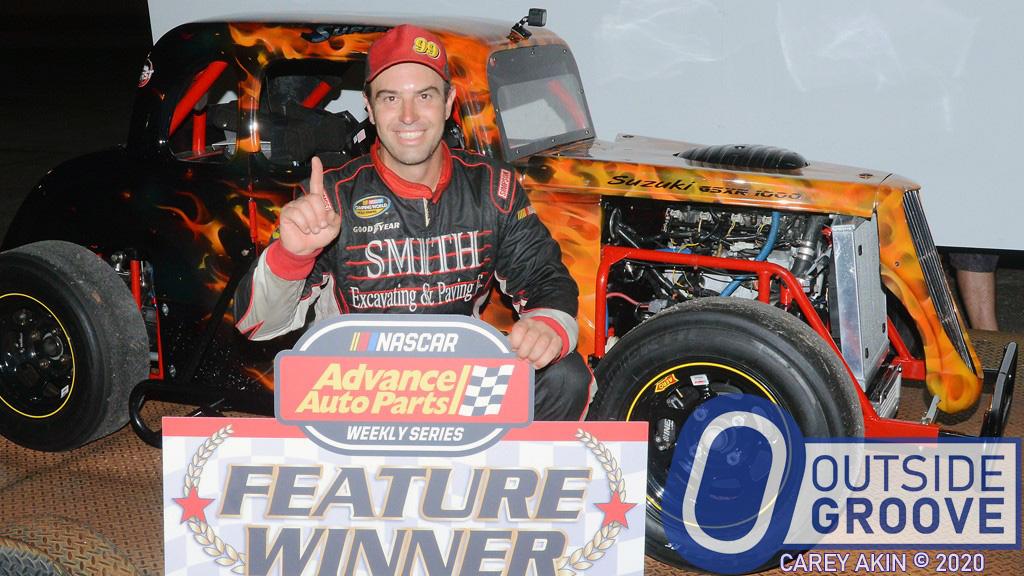 Casey Smith: Four-Car Texas Superstar