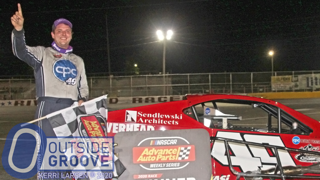 Chris Young: Back in Victory Lane for the First Time