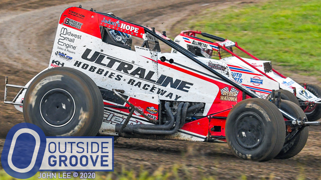 Wyatt Burks: Racing (and Winning) for Jadon's Hope