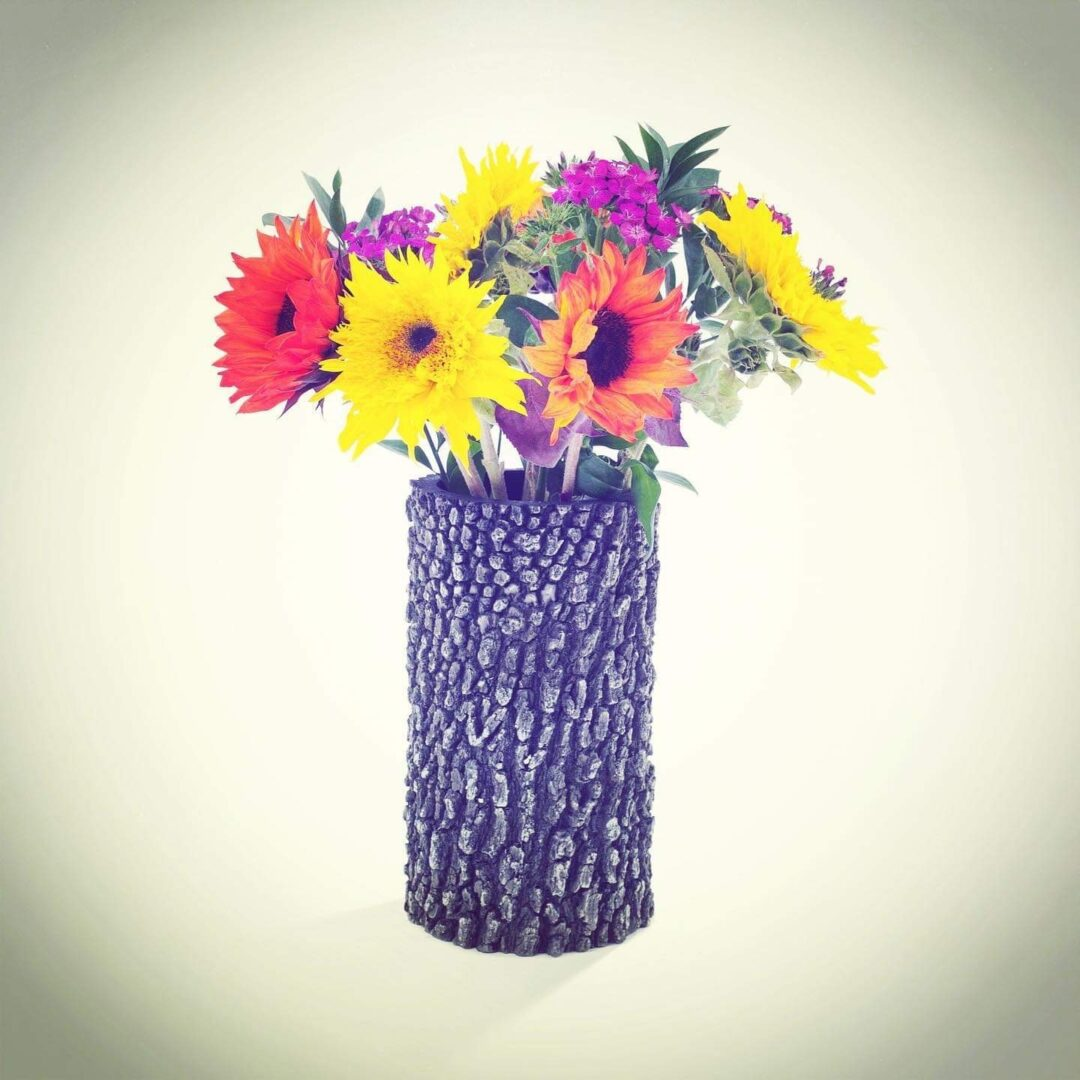 Vase with Filter