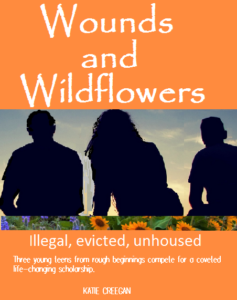 Cover Wounds and Wildflowers 8