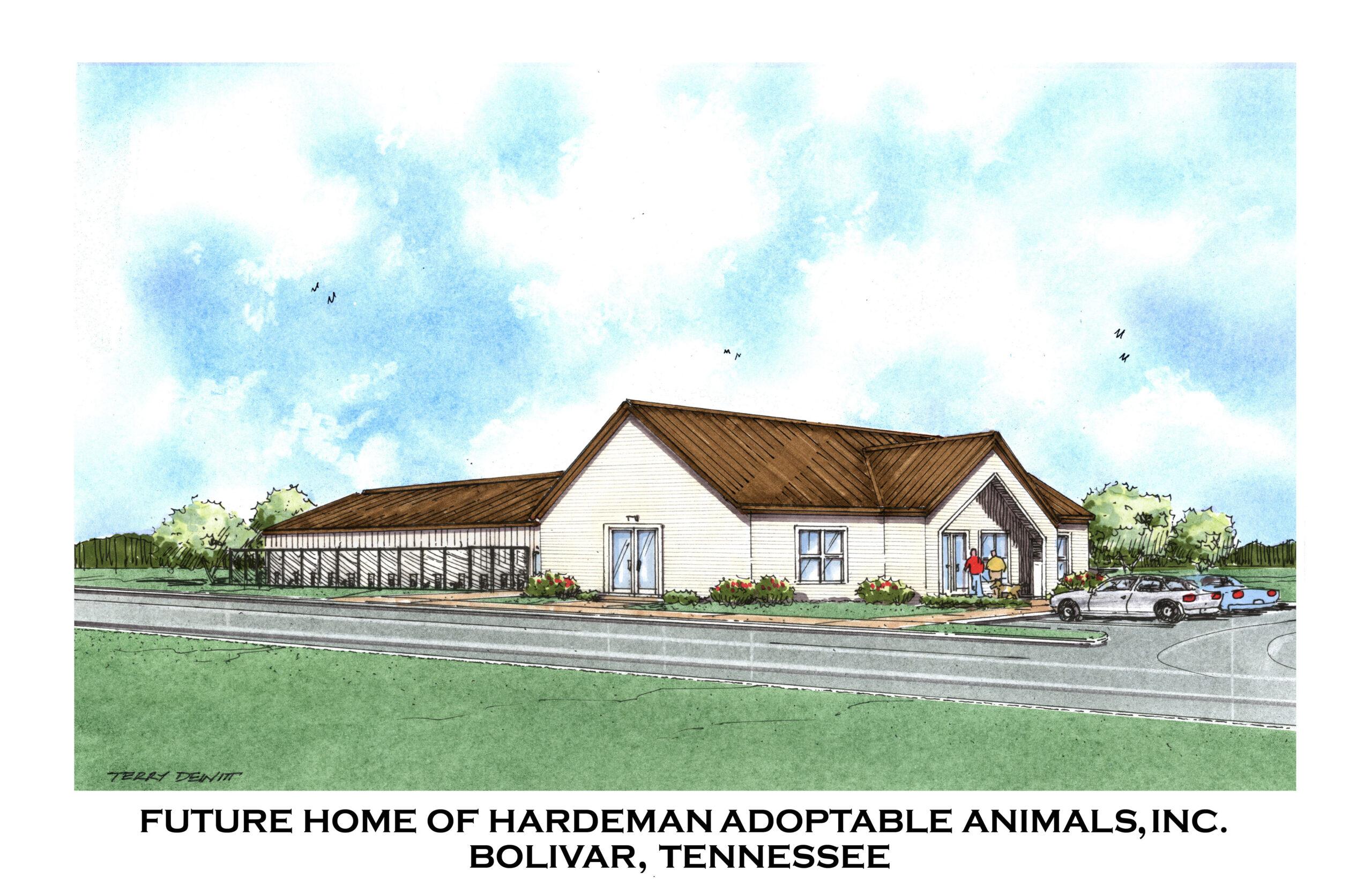 Future Home of HAA