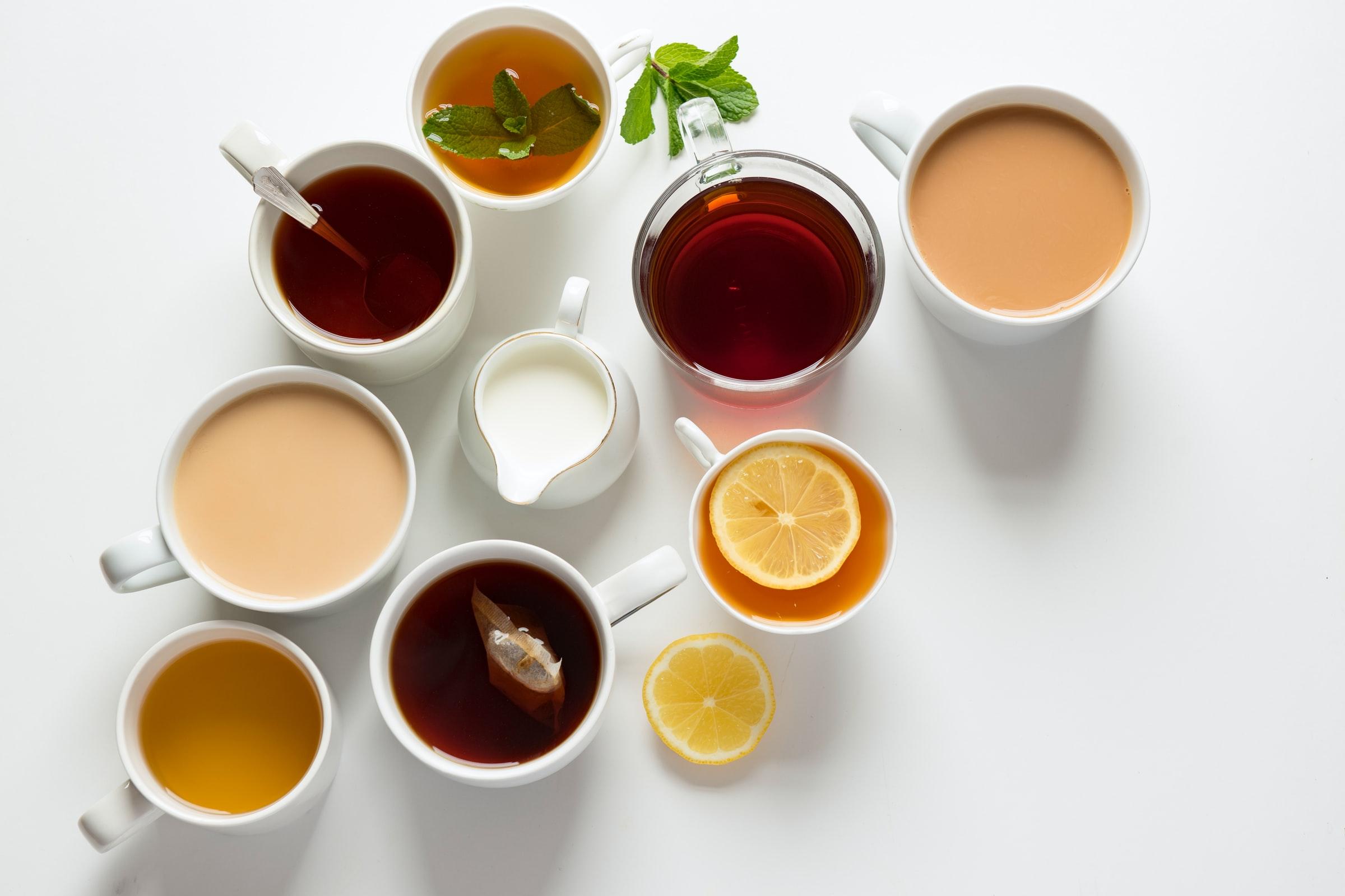 Tea auction linear squared