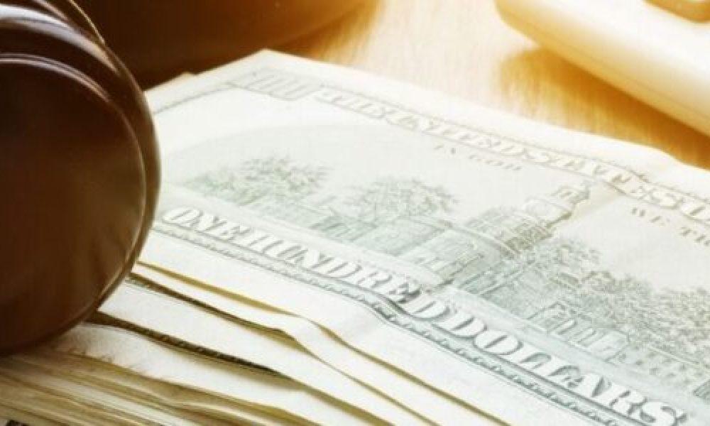 A bail bond money - an example of a secured bail bond