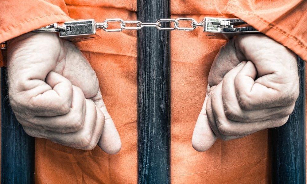 A man arrested for violating Florida's drug laws.