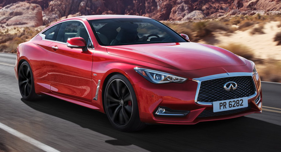 2018 Q60 COUPE