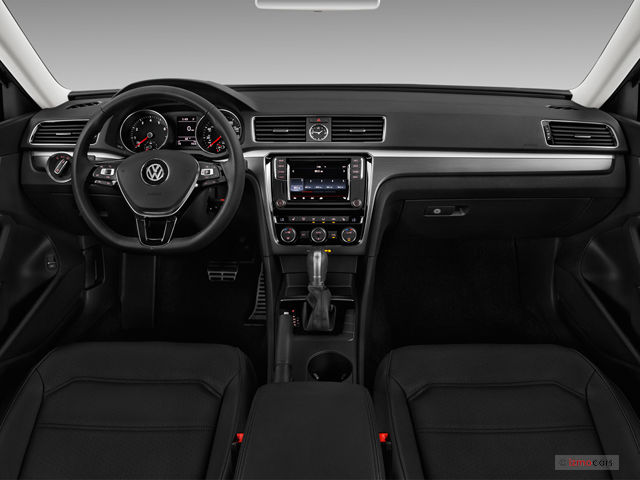 2018 volks passat interior