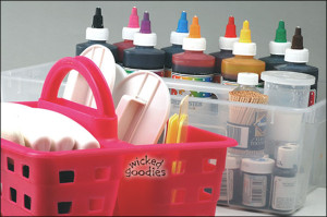 Kitchen Gadget Storage by Wicked Goodies
