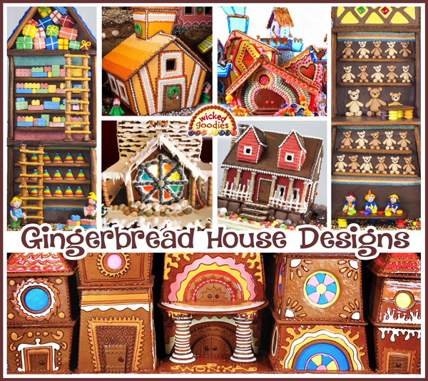 Gingerbread House Tutorials