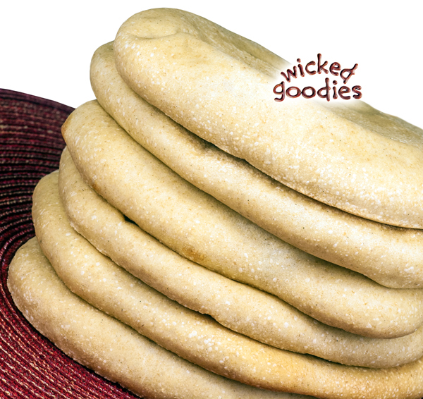 Pita Bread Recipe and Baking Instructions