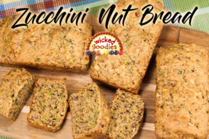 Zucchini Nut Bread Recipe